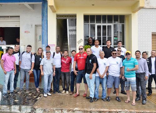 Pessoas de diversas cidades participaram do seminário realizado pela Fenarte em Brumado