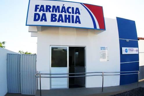 Guajeru será contemplada com unidade da Farmácia da Bahia a inauguração será segunda-feira (30)