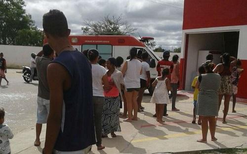 Motorista é preso após invadir calçada e atropelar mulher em Conquista