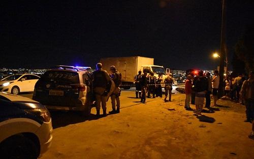 Motociclista morre após batida com caminhão em Conquista