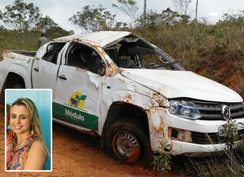 Enfermeira morre em acidente automobilístico próximo ao trevo de Ibicoara