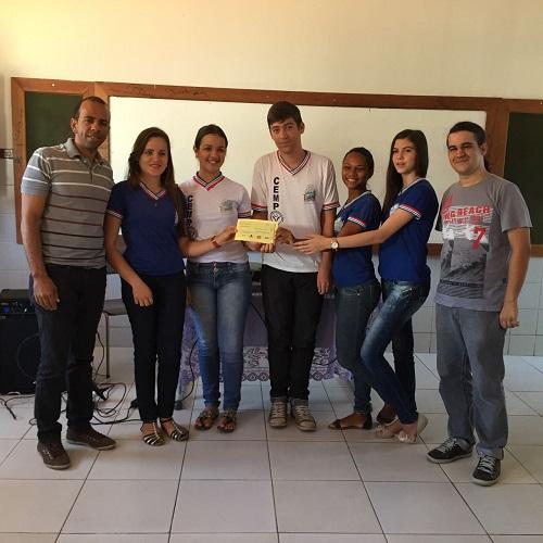 Professor transforma a realidade de alunos em Malhada de Pedras e é homenageado no site da Secretaria de Educação da Bahia