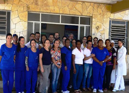 Funcionários do Hospital Susy Zanfretta expressam profundo pesar pela morte de Dr. Kiyoshi