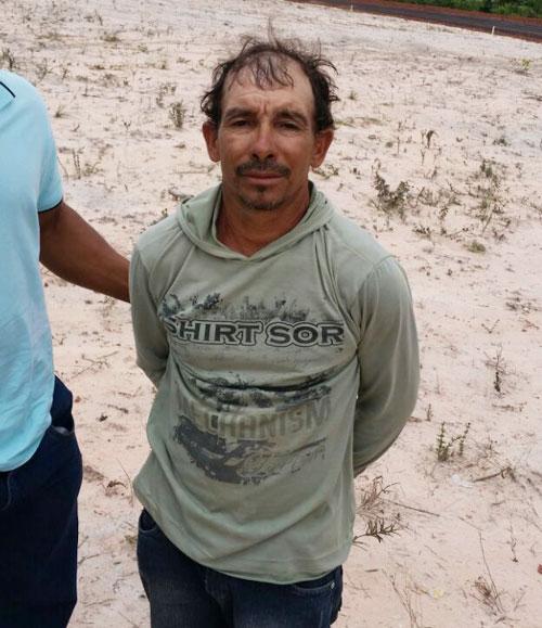 Acusado de estupro, fugitivo do Rio Grande do Sul é preso em Barra da Estiva