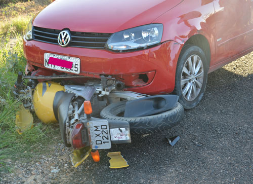 Médico brumadense se envolve em acidente na BR – 030, Trecho entre Brumado / Caetité