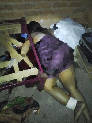 Mulher grávida de 08 meses é executada dentro da própria residência em Guanambi