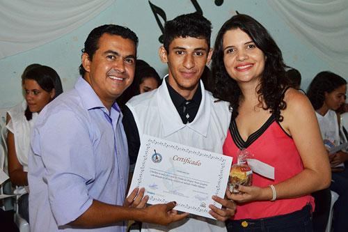 Evento marca a certificação dos alunos da segunda turma do projeto 'Tocar Guajeru'