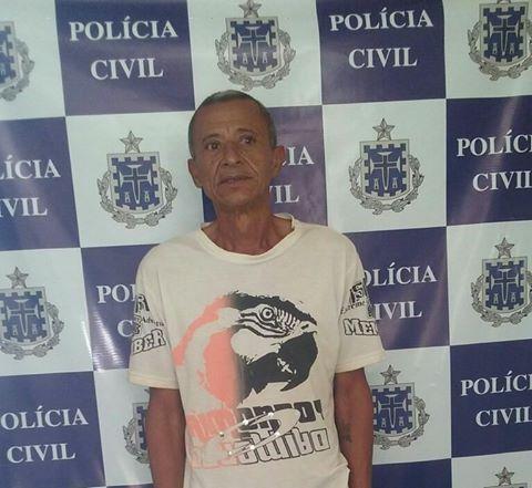 Livramento de Nossa Senhora: Polícia Civil prende homicida