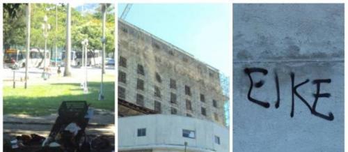Hotel comprado por Eike sofre com abandono e é alvo de furto