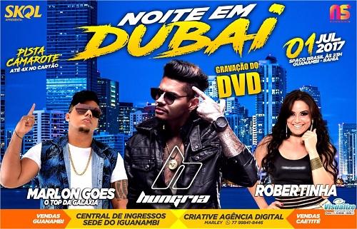 Dia 1º de Julho tem Hungria Hip Hop em Guanambi