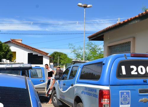 Dupla rouba moto em Ibitira para entregar á receptador em Itaquaraí