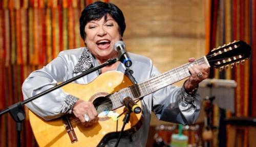 Cantora Inezita Barroso morre aos 90 em São Paulo
