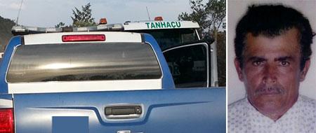 Homem morre em acidente motociclistico na zona rural de Tanhaçu