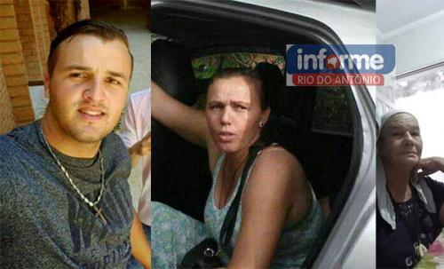 Três pessoas da mesma família, naturais de Rio do Antônio, morrem em grave acidente