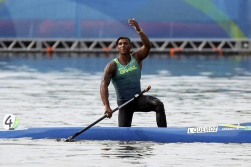 Baiano conquista segunda medalha nas olimpíadas Rio 2016