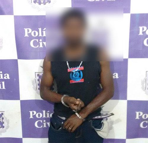 Polícia Militar de Ituaçu prende foragido da justiça de Tanhaçu