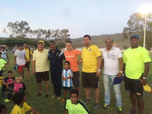 Três jovens foram selecionados em testes do Palmeiras realizados em Ituaçu