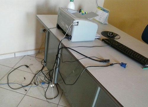 Centro de Referência e Assistência Social de Ituaçú é arrombado e tem objetos furtados