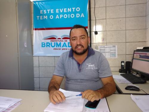 Prefeitura garante apoio a seleção brumadense em participação no Intermunicipal