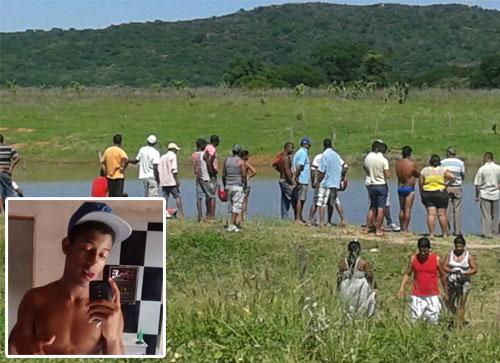 Começo de ano trágico: Jovem evangélico morre afogado em lagoa em Guanambi
