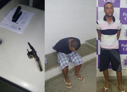 Dois jovens; um deles armado, foram detidos em festa pela polícia de Malhada de Pedras