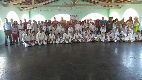 Delegação de Brumado e Guajeru está na expectativa para o grande Campeonato Brasileiro de Karatê Tradicional