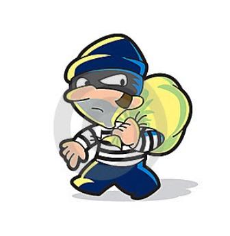 Ladrão apressadinho rouba sacola de idoso onde só havia amostra de fezes