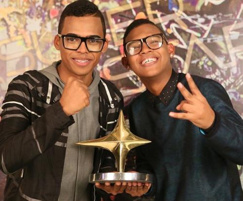Com 64% dos votos, Lucas e Orelha são os vencedores do SuperStar