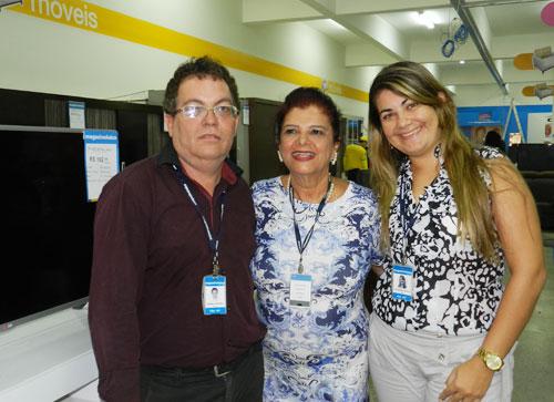 A presidente da rede de lojas Magazine Luiza esteve em Brumado