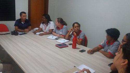 Equipe intersetorial é formada para cuidados da criança e adolescente em Maetinga