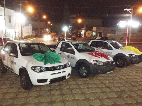 Prefeitura de Maetinga inicia ano com grandes presentes para a população