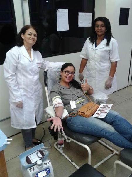 Campanha da Magnesita consegue 118 doações de bolsas de sangue em Brumado