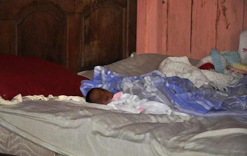 Acidente doméstico resulta na morte de uma criança de 06 meses no Bairro Urbis IV