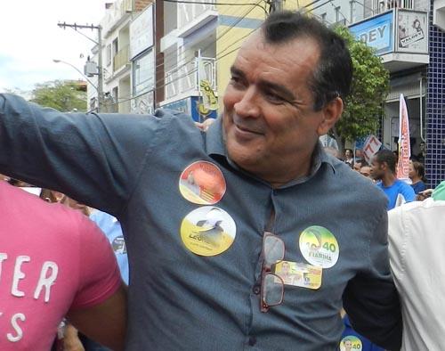 'Tudo tranquilo e favorável' diz Manelão sobre julgamento que poderá impedir sua candidatura a prefeito de Brumado