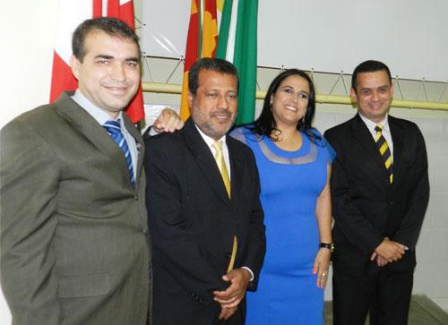 Eleição da Câmara: Chapa Castilho Viana Perde três vezes e Alessandro é reeleito