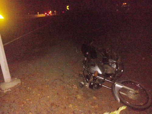 Idoso de Maetinga morre após ser atropelado por motociclista alcoolizado