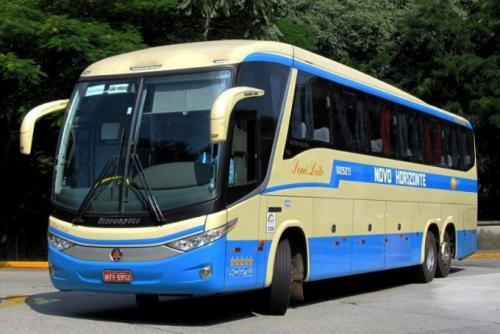 Jovem caetiteense viaja de Brasília até Boquira-BA debaixo de ônibus da Novo Horizonte