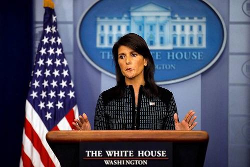 ONU esgotou opções para Coreia do Norte, diz embaixadora