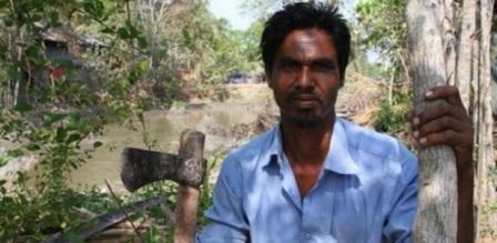 Homem vira 'lenda' por sobreviver a três ataques de tigres em Bangladesh