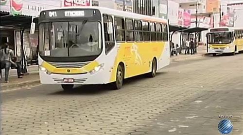 Motoristas de ônibus realizam paralisações nesta quarta em Vitória da Conquista
