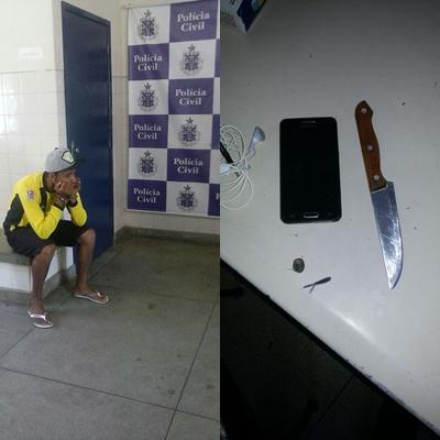 Polícia frustra tentativa de assalto a restaurante em Aracatu