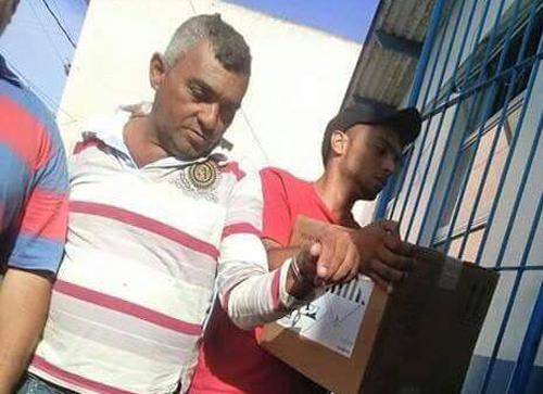 Pai e filho: Estelionatários são presos em Barra da Estiva após aplicarem golpe em Tanhaçu