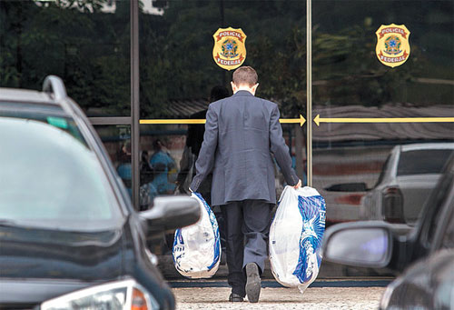 Brasil sobe três posições em ranking mundial sobre corrupção