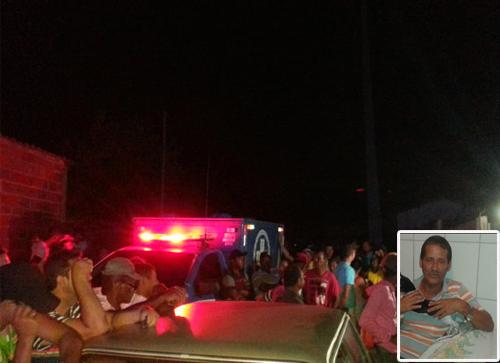 Pedreiro é assassinado dentro da própria residência em Paramirim