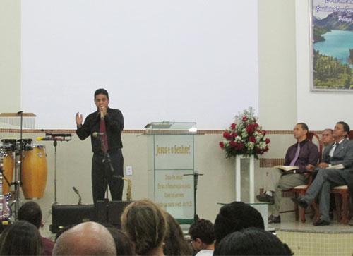 Igreja Batista Nova Sinai festejou seus 15 anos de fundação em Brumado