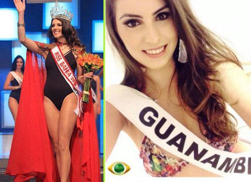 Miss Bahia: Guanambiense tentou, mas quem ficou com o título foi a modelo de LEM