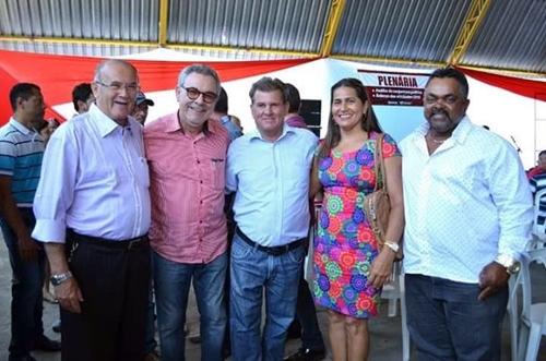 Vereador Catoze  participa de Plenária de balanço das atividades do mandato do deputado Waldenor Pereira