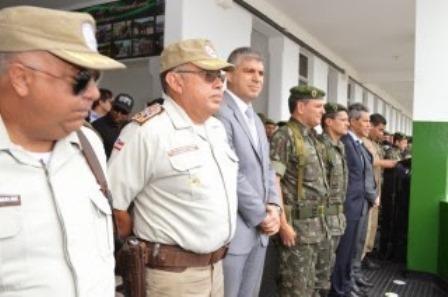 Exército agradece recuperação de fuzis roubados em Serrinha