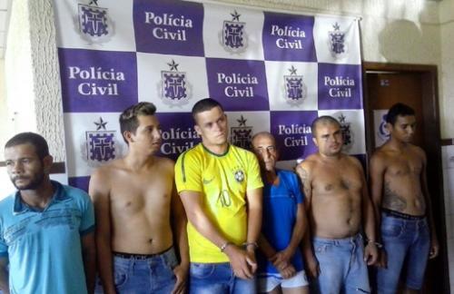 Polícia realizou operação que resultou em um morto e cinco presos em Guanambi