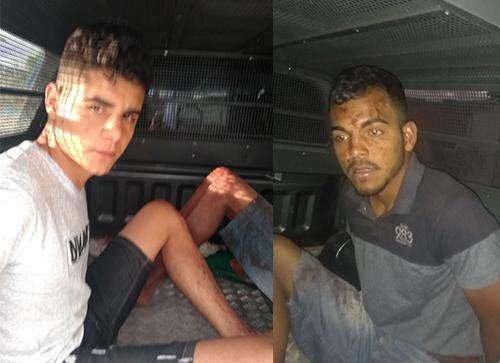 Irmãos são presos por matarem padrasto ao verem a mãe sendo agredida em Ibicoara